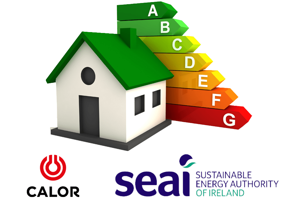 SEAI Better energy home heating grant Viessmann Vitodens Boiler