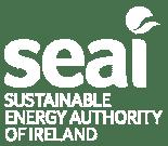 seai sustainable energy authority of Ireland white square